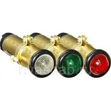 Арматура светосигнальная АС220 зелёная